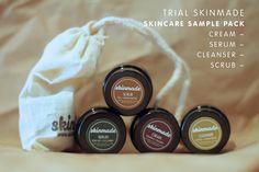 skinmade Trial Sample Pack