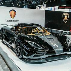 Koenigsegg Agera R. Luxury cars. Fast cars. From @NeedforSpeed movie.