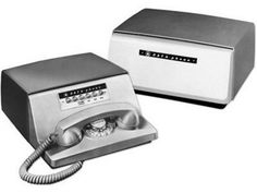 Bell 101 Dataset (1958), the first commercial modem capable of transmitting digital data over a conventional telephone line.