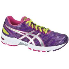 0fa7dd3f16422 ASICS GEL-DS TRAINER 18 Women s Running Shoes - 9.5 - Purple