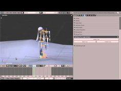 Blender Motion Capture Addon - Tutorial 4 - Post Retarget Fixes