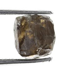 1.21 Ct Natural Loose Diamond Raw Rough Reddish Color Irregular Shape