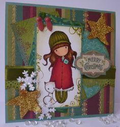 Jane's Lovely Cards : Gorjuss Girls