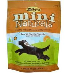 Zuke's Mini Naturals Peanut Butter Dog Treats (12x6 Oz)