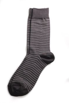 Richer Poorer scout dark grey socks $9.00