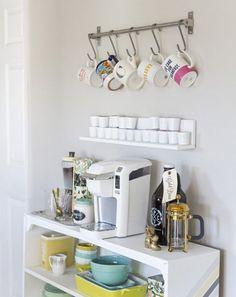 Añadir un coffee place en casa | Decoración