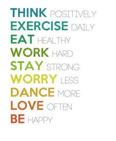 ♥ be happy!