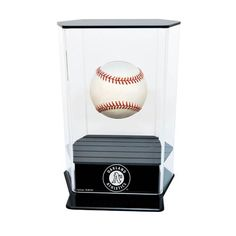 Oakland Athletics MLB Floating Baseball Display