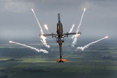 Dutch Apache Solo Display Team