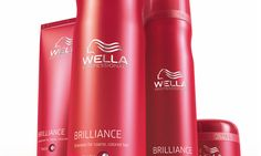 Day 354: Brilliance Shampoo and Conditioner by Wella #HairProductReview #Wella #BrillianceShampoo #BrillianceConditioner