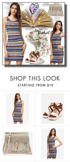 """""""// Romwe(summer style) set 6.//"""" by fahirade ❤ liked on Polyvore"""