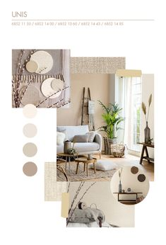 Discover recipes, home ideas, style inspiration and other ideas to try. Interior Design Color Schemes, Colour Schemes, Interior Design Inspiration, Moodboard Interior Design, Moodboard Inspiration, Mood Board Interior, Interior Design Boards, Interior Design Presentation, Scandinavian Interior