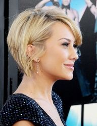 Inverted stacked bob - for when I go short again.