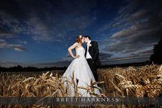 Wedding art from Brett Harkness. www.brettharknessphotography.com