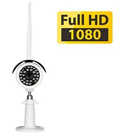 Huge Promotion !!PHYLINK Bullet HD1080, Wireless IP Camera, Day/Night, Outdoor,Weatherproof, WiFi, PoE, IR Night Vision, Motion Detection triggered Email Alert, MicroSD slot DVR, Free Apps on iPhone, Android Smartphone, PC, Mac and more, PLC-335PW Phylink http://www.amazon.com/dp/B00ISS5L78/ref=cm_sw_r_pi_dp_UhLLvb0E9JGY7