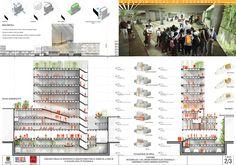 https://flic.kr/p/q7LXf9   Concurso Alcaldía Local de Teusaquillo. Plancha 2   Concurso Alcaldía Local de Teusaquillo, Bogotá. Matiz Arquitectura.