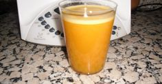 Recetas de cocina thermomix Gazpacho, Pillar Candles, Candle Jars, Smoothies, Drinks, Healthy, Html, Vitamins, Juice Recipes