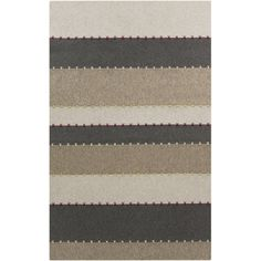 You'll love the Auerbach Striped Rug at Wayfair - Great Deals on all Rugs products with Free Shipping on most stuff, even the big stuff.