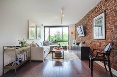 15 Gorgeous NYC Apartments For Under $1 Million #refinery29  http://www.refinery29.com/budget-nyc-apartments-for-sale-under-one-million#slide13  Location: 77 Bleecker Street (between Broadway and Mercer Street), #505Price: $769,000