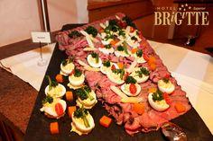 Vorspeisenbuffet am Samstag Abend für unsere Gäste   #hotelbrigitte #ischgl #buffet #weekend #saturday# dinner  www.hotel-brigitte-ischgl.at