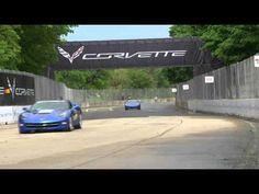 2014 Chevrolet Corvette Stingray IndyCar Pace Car