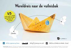 Een derde van het voedsel dat we wereldwijd produceren belandt onnodig in de vuilnisbak. Dat is niet alleen een verspilling van geld en voedsel, maar ook van grondstoffen, water en energie die nodig zijn voor productie en vervoer. En terwijl wij in Nederland jaarlijks 100.000 vrachtwagens aan eetbaar voedsel weggooien, hebben 870 miljoen mensen wereldwijd juist veel te weinig te eten. Gelukkig kunnen we hier zelf wat aan doen. http://damnfoodwaste.com
