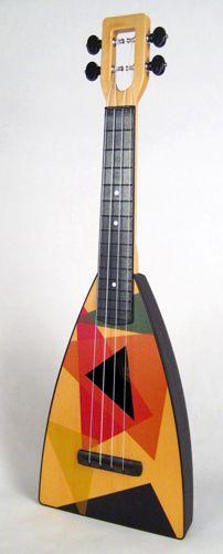 Trigon Fluke ukulele