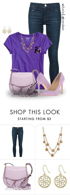 """""""Outfit Set #97! :-)"""" by vahrendsen1988 ❤ liked on Polyvore featuring Frame, Oscar de la Renta, Marc Jacobs and Ivanka Trump"""
