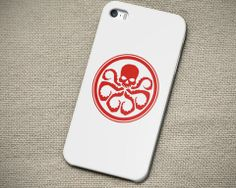 Hydra Logo - iPhone 4 4S iPhone 5 5S 5C and Samsung Galaxy S3 S4 Case – Out of The Case