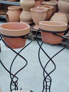Garden Centre, Planter Pots