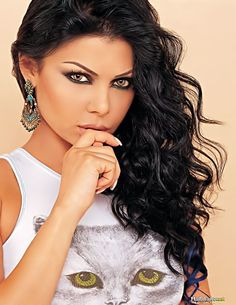Haifa Wehbe  Lebanese singer and actress