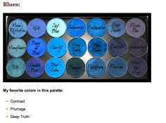 Mac Palette Blue