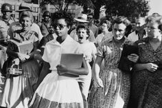 You've seen the photo before, whether you remember it or not. It depends on how well you were paying attention in history class the day they talked about segregation. In your textbook was this picture of a black student surrounded by a white mob. At...