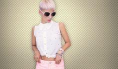 Profile, Sunglasses, Happy, Girls, Design, Fashion, User Profile, Toddler Girls, Moda