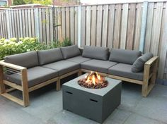 Tuinmeubelen loungeset - I Love My Interior