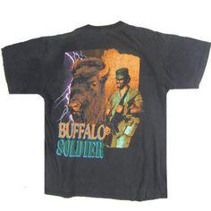 Vintage Bob Marley Buffalo Soldier T-Shirt