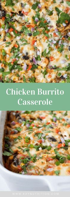 glutenfree casserole shredded mealprep freezer healthy chicken burrito recipe dinner baked lunch easy bowl Chicken Burrito CasseroleYou can find Casserole recipes healthy and more on our website Chicken Burrito Casserole Recipe, Healthy Casserole Recipes, Chicken Burritos, Casseroles Healthy, Shredded Chicken Casserole, Potato Casserole, Dinner Casserole Recipes, Chicken Burrito Recipes, Dining