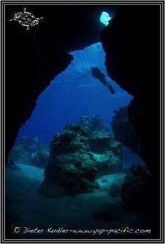 Yap Caverns, Yap Island, Micronesia with Yap Pacific Divers