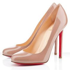 christian louboutin lady lynch glitter pumps