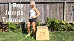 Box jumps are a seriously awesome plyometric exercise to help build explosiveness, get your heart rate up, and burn calories in a super short amount of time. But since not all of us were born with ...