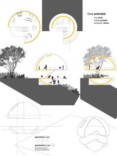 ideal house: loop one: sphere live work