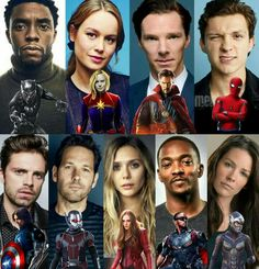 We all know that very soon we will be watching Avengers But even before that we are getting ready for the release of upcoming Captain Marvel Movie. Marvel Avengers, Marvel Dc Comics, Marvel Heroes, Captain Marvel, Baby Avengers, Ms Marvel, Captain America, Marvel Characters, Marvel Movies