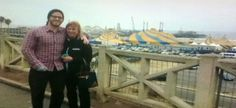 Joe Vitale & his mom