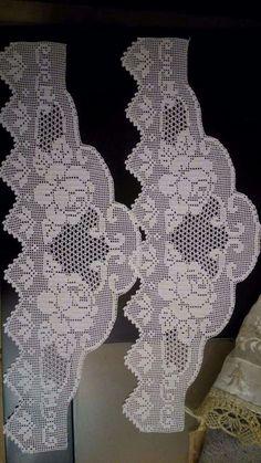 Watch The Video Splendid Crochet a Puff Flower Ideas. Phenomenal Crochet a Puff Flower Ideas. Holiday Crochet Patterns, Crochet Edging Patterns, Crochet Lace Edging, Crochet Borders, Crochet Art, Lace Patterns, Crochet Home, Crochet Doilies, Easy Crochet