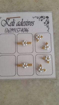 Encomenda Cíntia 3d Acrylic Nails, Black Nail Designs, Mini One, Crystal Design, Manicure, Nail Stamping, Black Nails, Diy Jewelry, Pearl Earrings