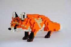 Une sélection des créations de l'artiste allemandFelix Jaensch, qui imagine des animaux très réalistes entièrement composés de LEGO. Vous pouvez découv