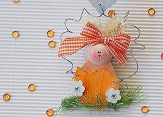 Orange In Handmade  от VoDi Felt на Etsy