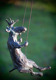 Yvonne Visser - Bronze Sculptures