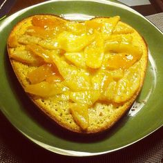 Moldes bonitos. <3 Torta de naranja con semillas de amapola.