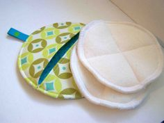 Made by Me. Shared with you.: Tutorial-Gotta Go! Portable Plastic Bag Case or use for nursing pads.